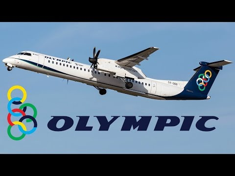 Aegean Airlines /Olympic Air - Athens to Istanbul