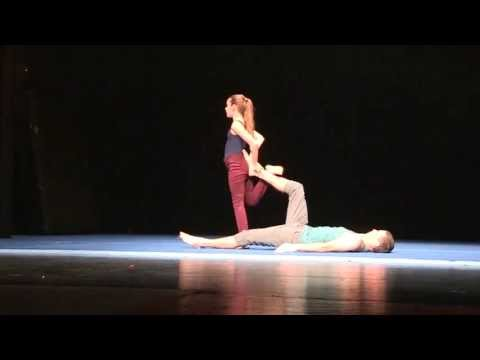 Flying Fruit Fly Circus Grad show 2013 Flipism Full Performance