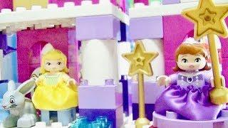 Lego Duplo Disney Sofia The First Royal Castle 10595 レゴ デュプロ ディズニー ちいさなプリンセス ソフィア 王さまのおしろ