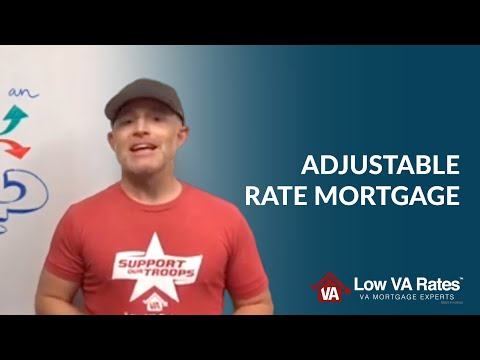 Adjustable Rate Mortgage - Is Now The Right Time?