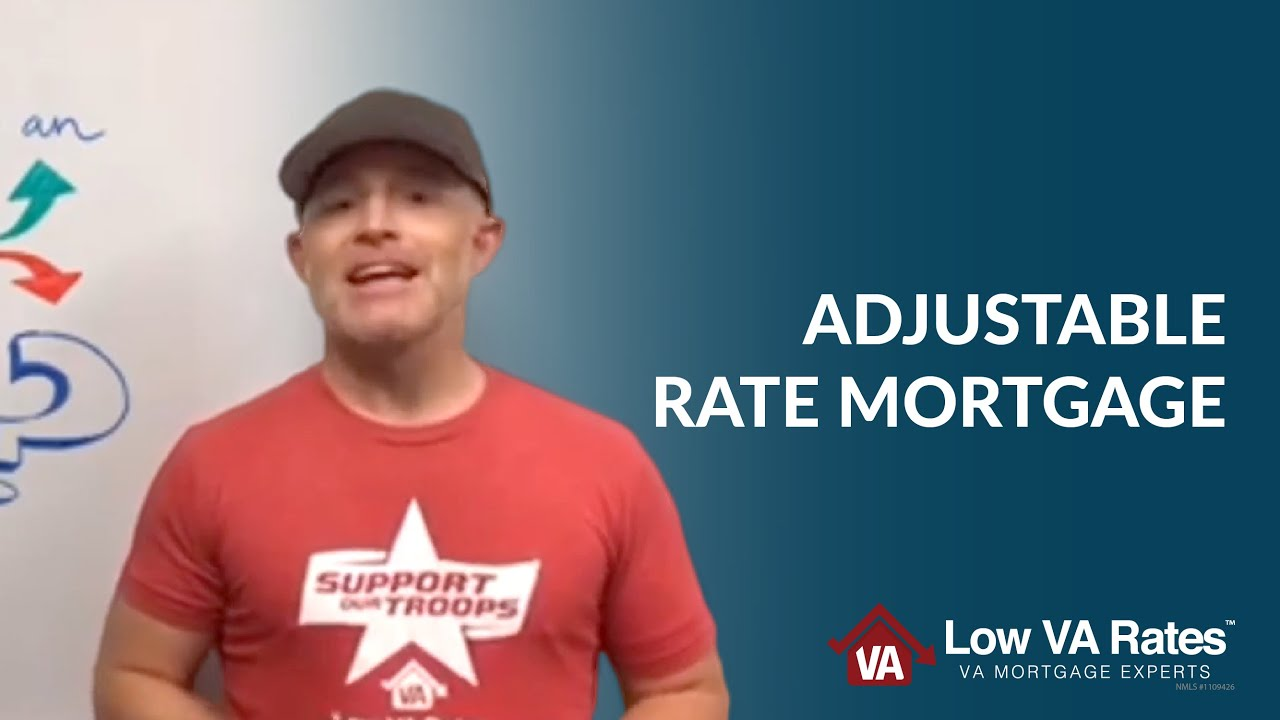 Adjule Rate Mortgage Is Now The Right Time