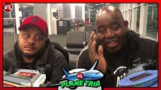 Napoli v Arsenal | Plane Trip To Naples (Semi-Final or BUST!) ft Troopz