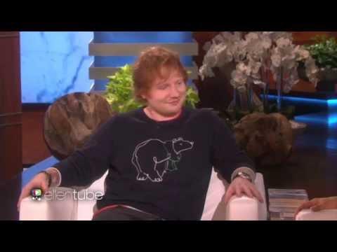 Ed Sheeran Quit Smoking Cigarettes!