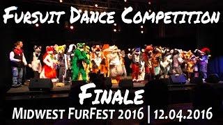 MFF 2016 Fursuit Dance Competition: Finale