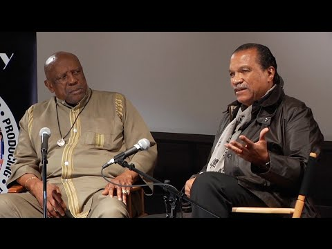 Discussion with Actor Billy Dee Williams and Louis Gossett, Jr. at New York Film Academy