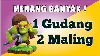 1 Gudang, 2 Maling | Super Goblin 2021