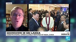 """""""Chinese and Indian attention on Sri Lanka: hedging their bets?"""""""