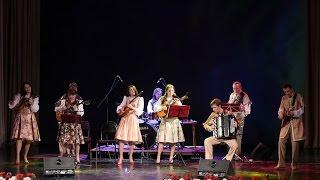 Юбилейный концерт ансамбля народных инструментов