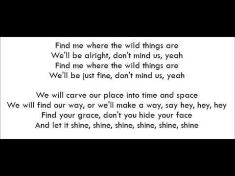 Wild Things - Alessia Cara (Lyrics)