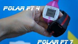 Пульсометр Polar FT4 против Polar FT7(Финны умеют делать качественные и функциональные спортивные часы! В этом мы успели убедиться, тестируя..., 2014-09-21T19:36:57.000Z)