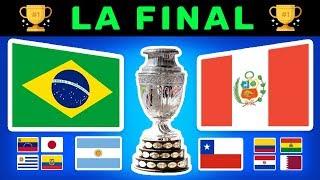 La Gran Final COPA AMERICA 2019 Pronóstico Definitivo