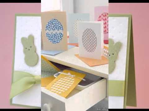 Easter card making ideas YouTube – Easter Card Making Ideas