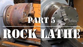 Rockwell Lathe Part 5