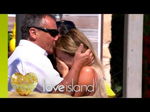 FIRST LOOK: Meeting the Parents Gets Very Emotional   Love Island 2018