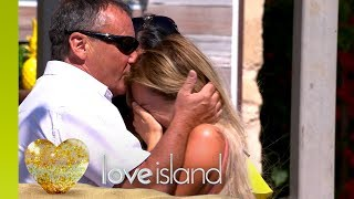 FIRST LOOK: Meeting the Parents Gets Very Emotional | Love Island 2018
