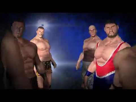 Wrestle Rumble Mania