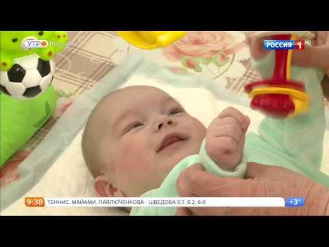 Чудо спасения новорождённого
