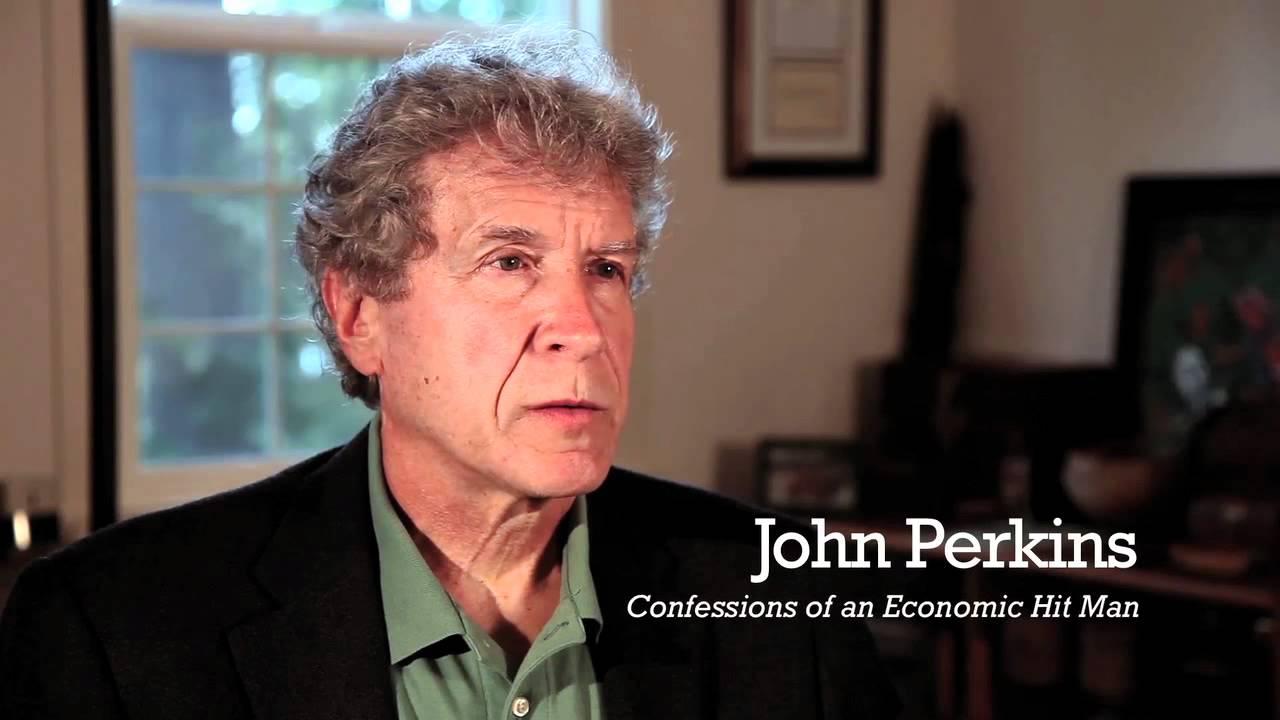 John Perkins ile ilgili görsel sonucu