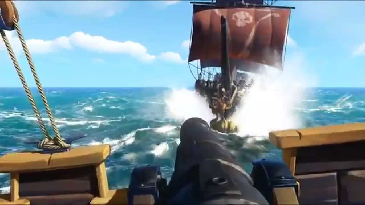 Image result for sea of thieves gameplay