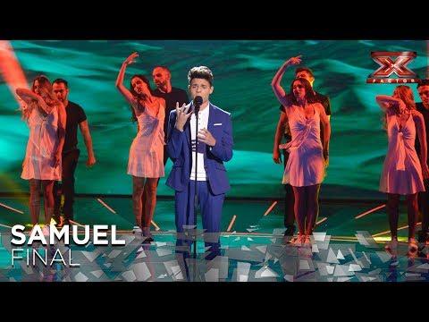 Samuel canta el 'Despacito' más melódico del mundo | Gran Final | Factor X 2018