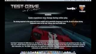 Test Drive Unlimited for Mac FREE!