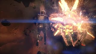 Star Citizen Alpha 2.2.2 - Self Destruct, Abandon Ship! Compilation