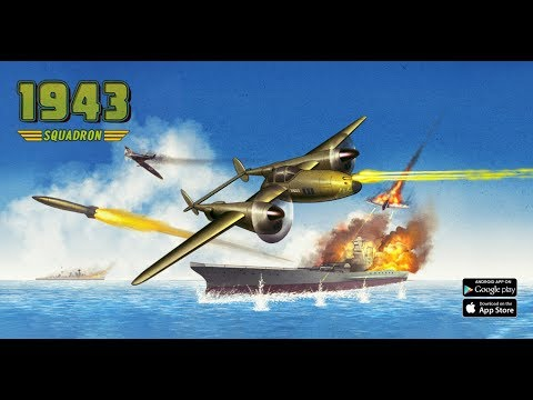 1942 Arcade Shooter Trailer New Update