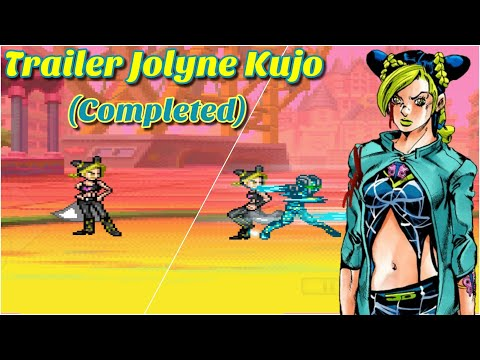 [trailer]-jolyne-kujo-(completed)---bleach-vs-naruto-mugen