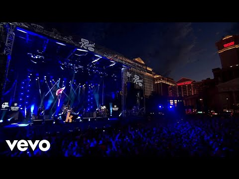 The Killers - Run For Cover  (Live From Jimmy Kimmel Live!)