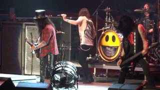 CMC Live: Slash - World On Fire Denver, CO 8/19/2014