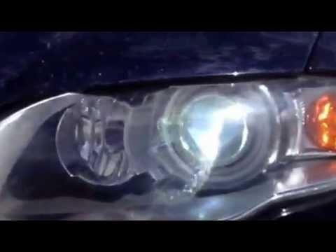 Audi A B Adaptive Xenon Headlight YouTube - 2007 audi a4 headlights