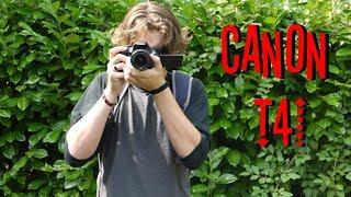 My New Camera | Canon 650D (Rebel T4i) Review