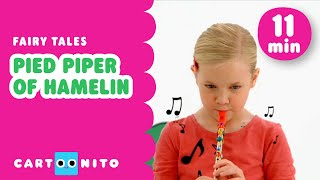 Pied Piper of Hamelin | Fairytales for Kids | Cartoonito UK