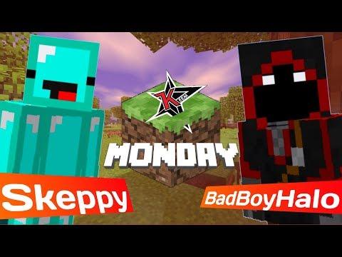 Minecraft Monday - Skeppy $10,000 Minecraft Hunger Games
