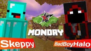 Minecraft Monday - Skeppy $10,000 Minecraft Hunger Games thumbnail