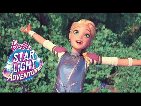 Барби и космическое приключение мультфильм 2