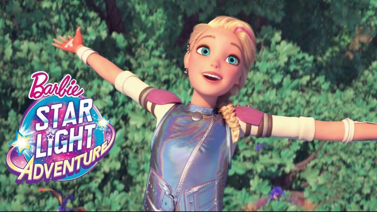 Барби и ховерборд! | Barbie и Космическое приключение ...