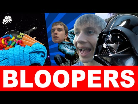 Kidd, Darth and STSL Bloopers
