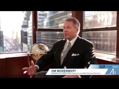 Risk Advisory Services | Jim P. McDermott | A&M Signature Series