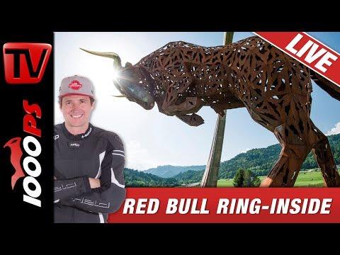 1000PS LIVE - Red Bull Ring - Inside - Sorry für Bild Störungen zu Beginn