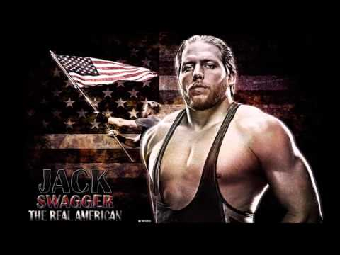 Jack Swagger 5th WWE Theme Song For 30 minutes Patriot