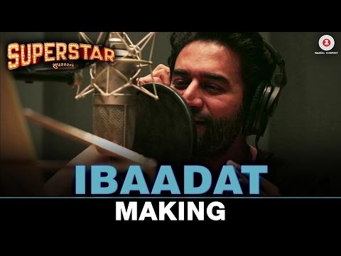 Ibaadat - Making   Superstar   Dhruvin Shah & Rashami Desai   Shekhar Ravjiani & Aishwarya Majumdar