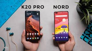 OnePlus NORD vs Redmi K20 PRO: A Tough Choice!!