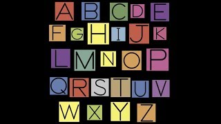 This Alphabet Songs Video collection shows the Complete Set of Alph...