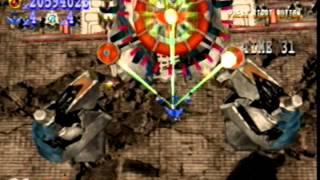 Gigawing 2 Full Game Play Sega Dreamcast