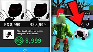 BUY 100 EURO PET! * DUMMOST PURCHASE EVER * (Roblox Pet Simulator)