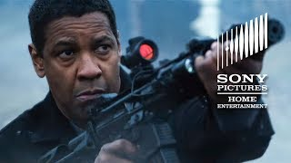 The Equalizer 2- Now on Blu-ray & Digital