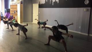 Next to you - contemporary dance choreography by Martina Steflova