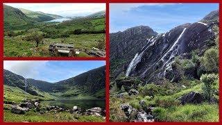 Gleninchaquin Park Kenmare (Stone Circle Kenmare) Co. Kerry🍀Irland - Waterfall Loop Gleninchaquin