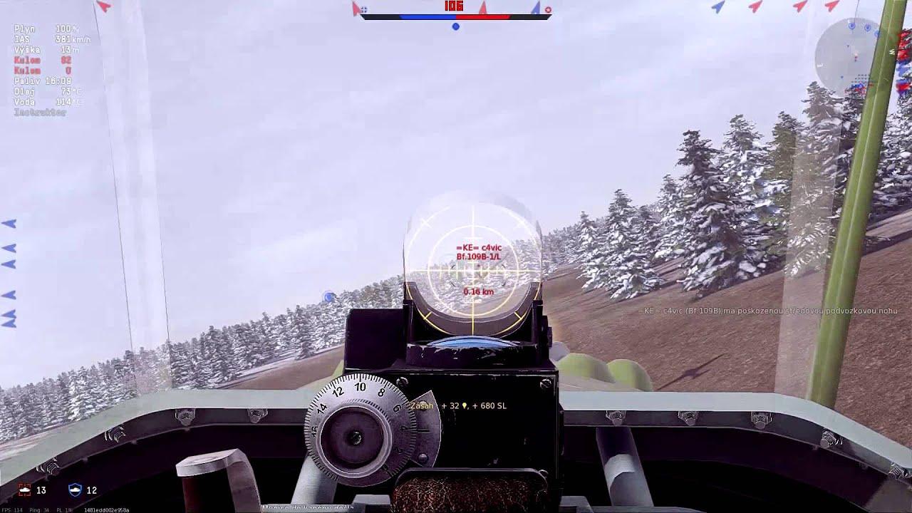 War Thunder Mig 3
